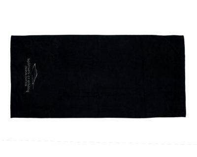 Πετσέτα σκάφους μονόχρωμη με κέντημα TerryTex