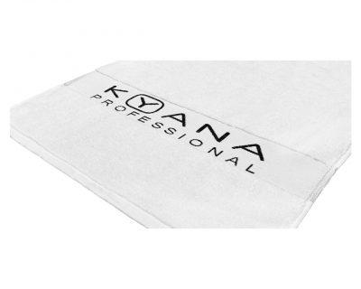 Πετσέτα κομμωτηρίου ανεξίτηλη με ενδοϋφασμένη μπορντούρα TerryTex