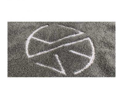 Πετσέτα Spa με ενδοϋφασμένο λογότυπο TerryTex